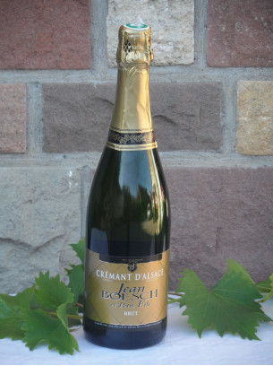 Crémant Méthode Traditionnelle