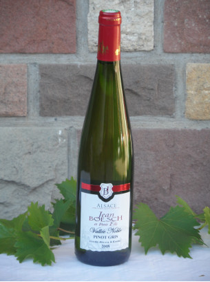 Pinot Gris Cuvée Alexie & Emilie